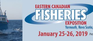 Exhibiting at Eastern Canadian Fisheries Expo!